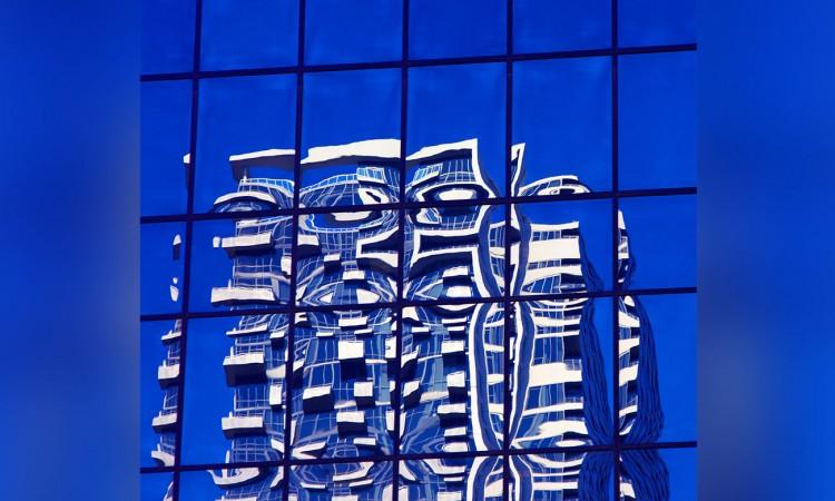 Kaléidoscope -USA-Chicago-02- Photographie urbaine, par Muriel Marchais