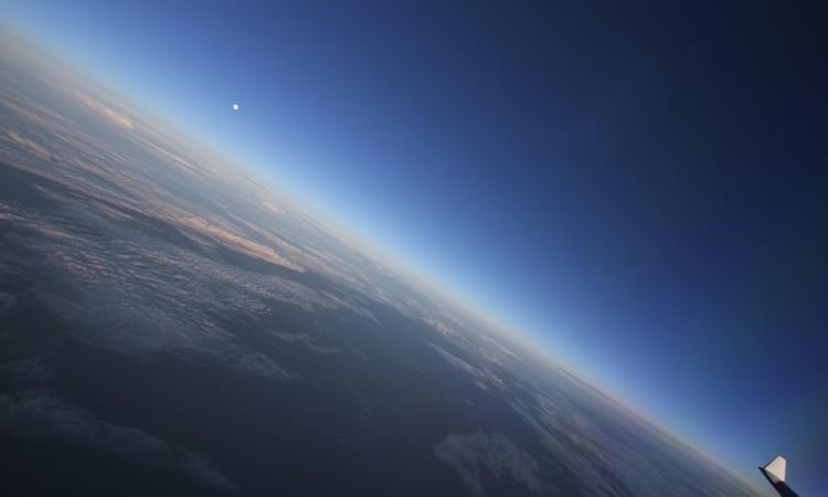 Vue du ciel - Muriel Marchais