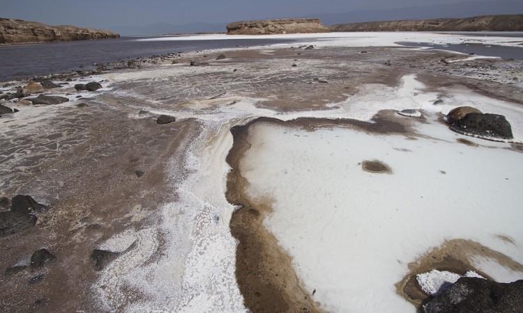 Lac Assal, Djibouti - 03- Photographie de Muriel Marchais.